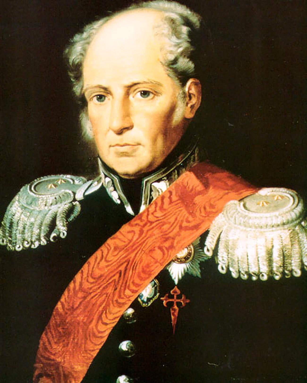 Августин де Бетанкур