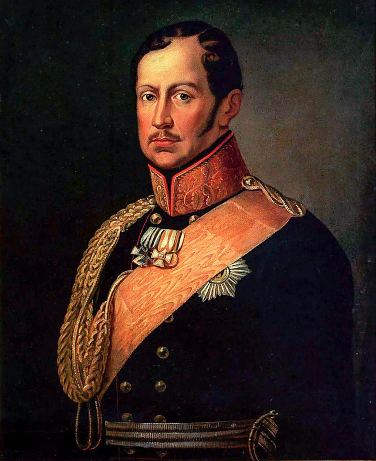 フリードリヒ・ヴィルヘルム3世