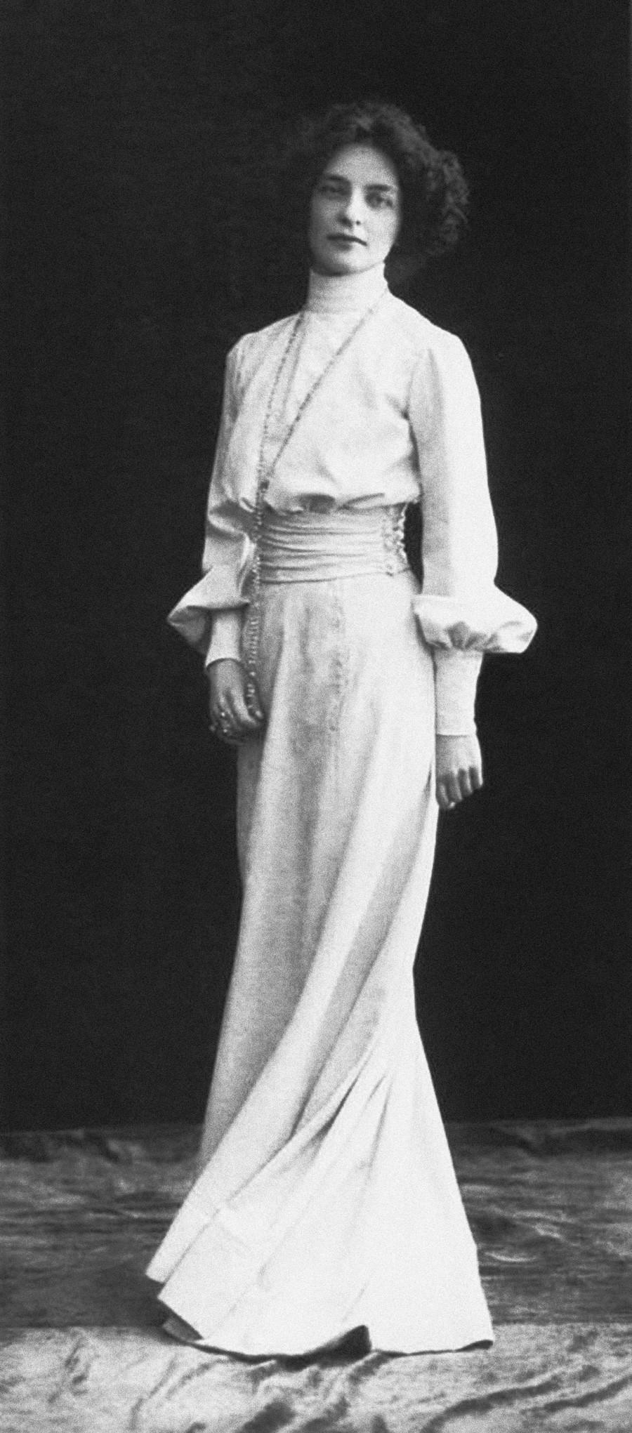 Guíppius no início dos anos 1910