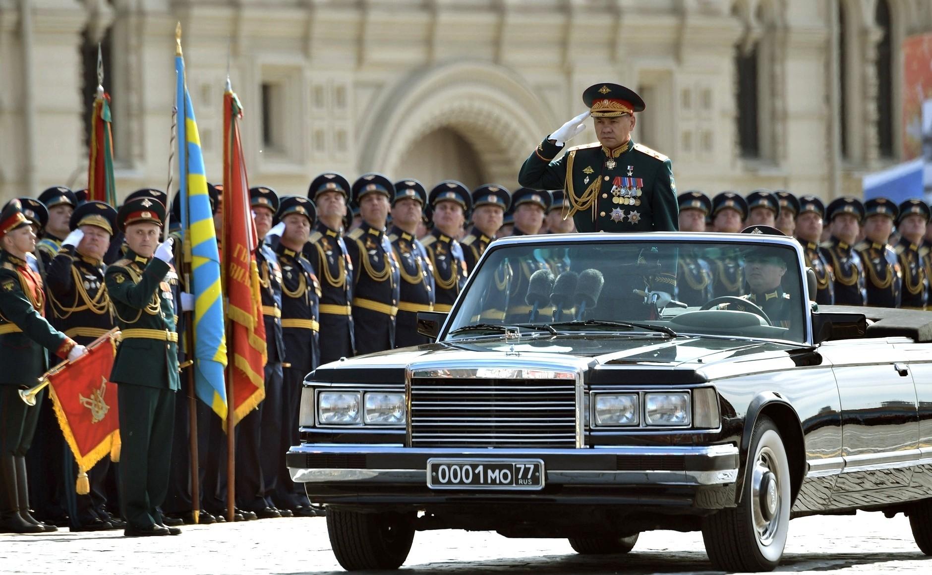 Parada Pobjede u Moskvi