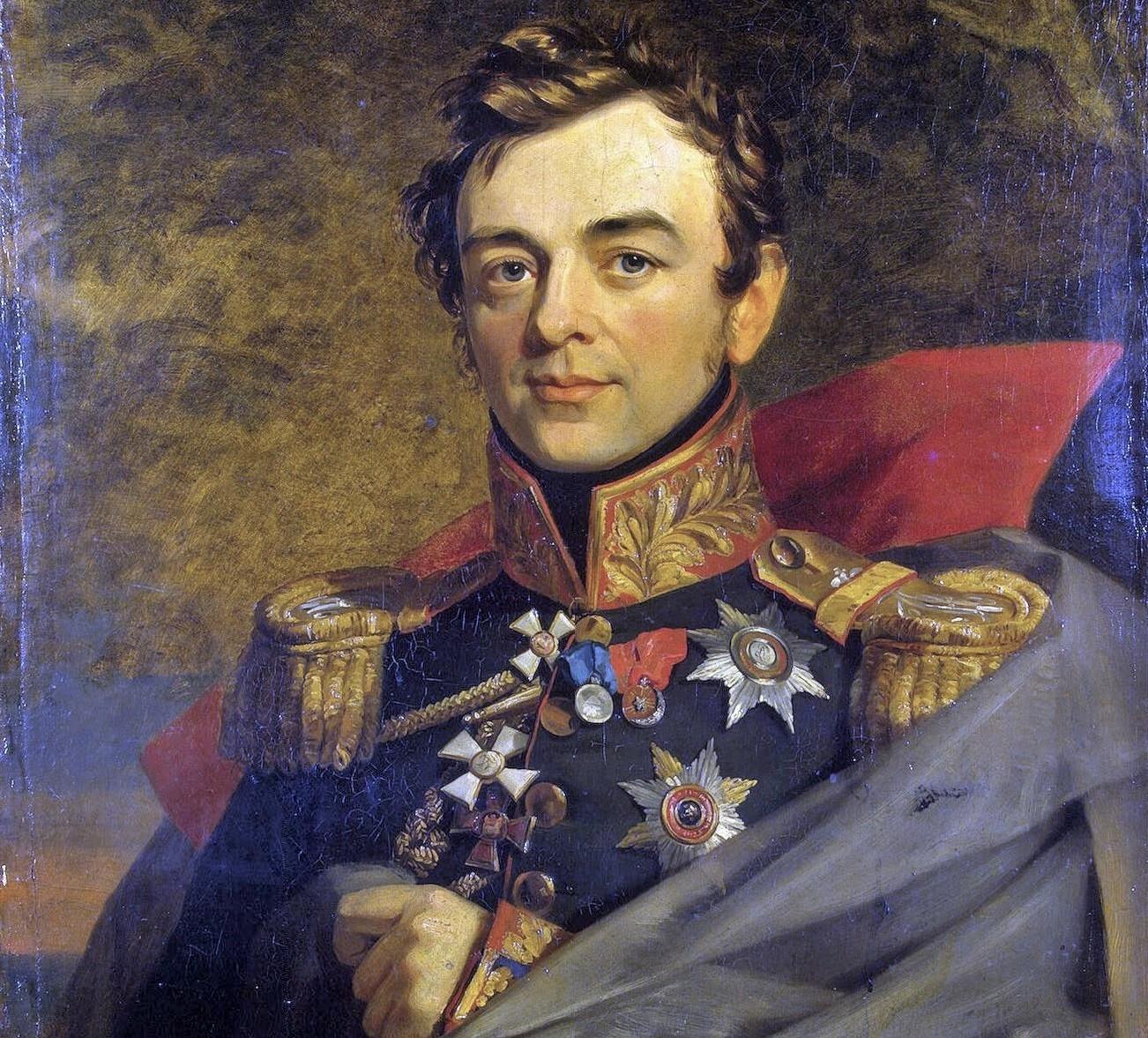 Фелдмаршал Иван Паскјевич