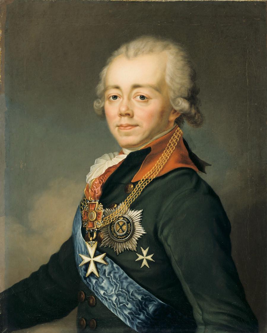 Paolo I di Russia (1754-1801)