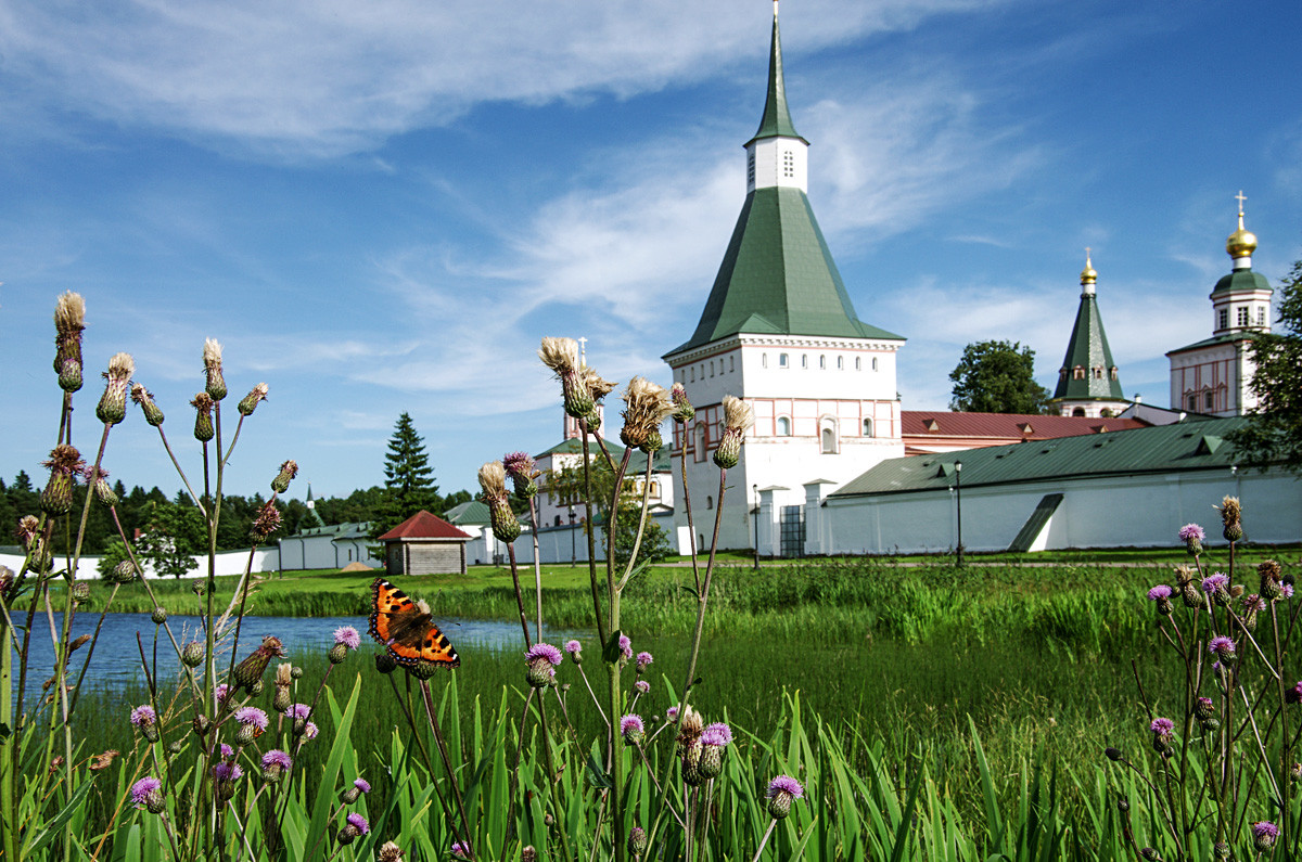 Monastère Iverski de Valdaï