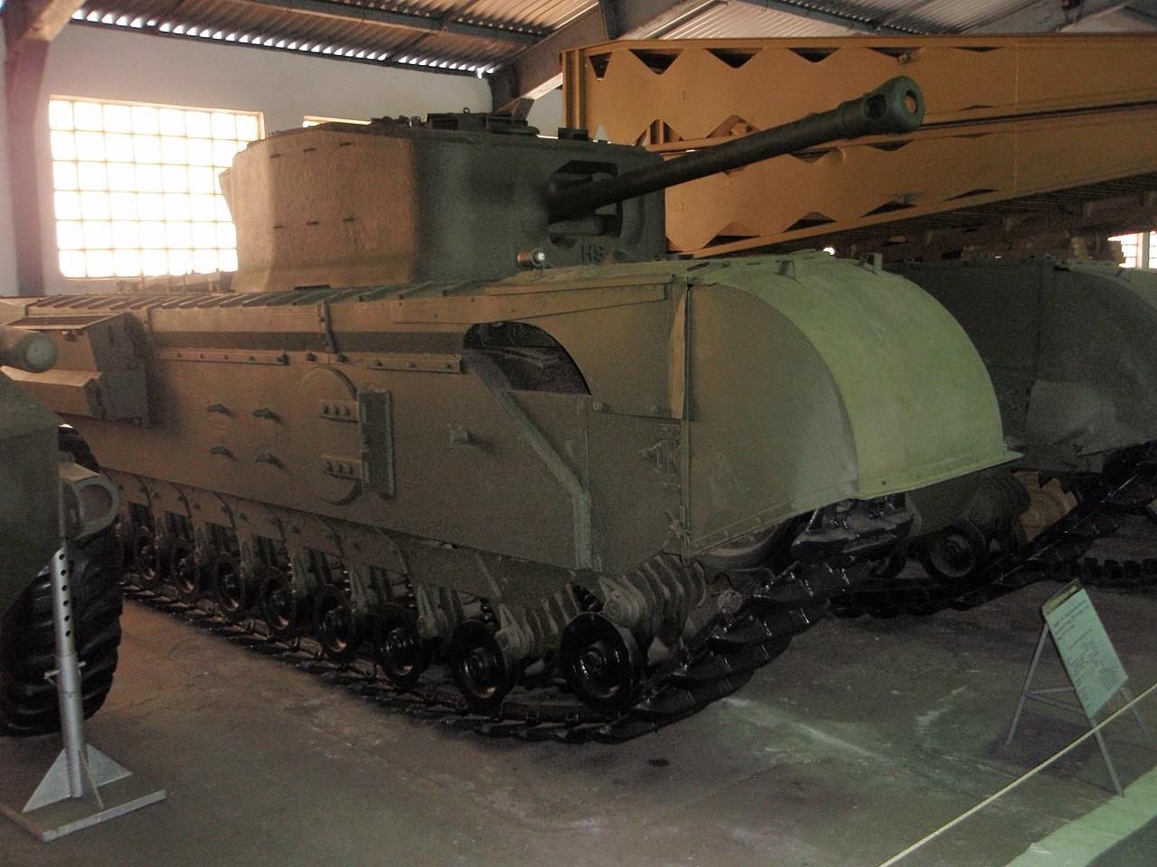 Mk.IV (Churchill-crocodile)