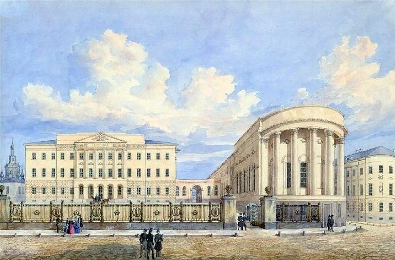 Московски универзитет