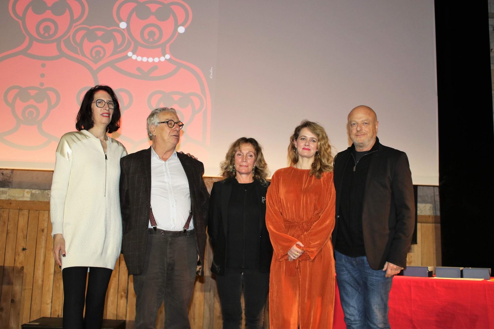 Marie-Pierre Thomas, Guy Konopnicki, Aline-Louise Issermann, Julie Delarme, Gérard Krawczyk
