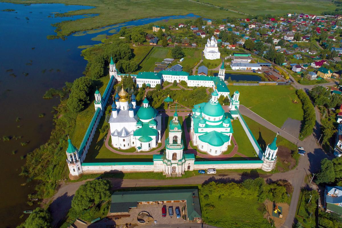 Monastère Saint-Jacques, Rostov