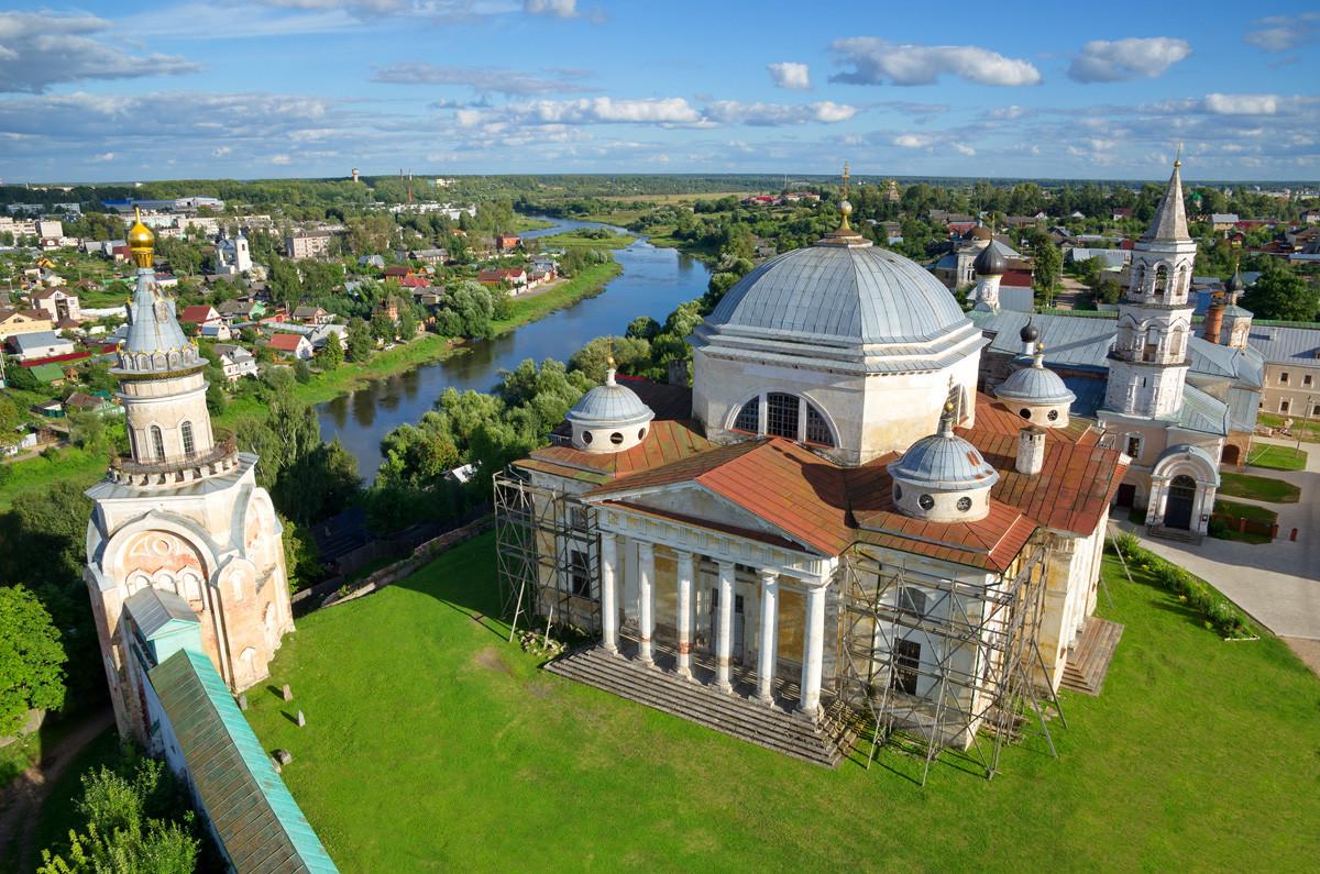 Église des Saints-Boris-et-Gleb, Torjok, région de Tver