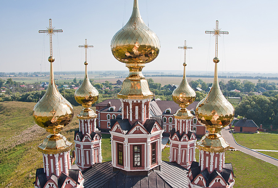 Église de l'Archange Michel, Souzdal, région de Vladimir