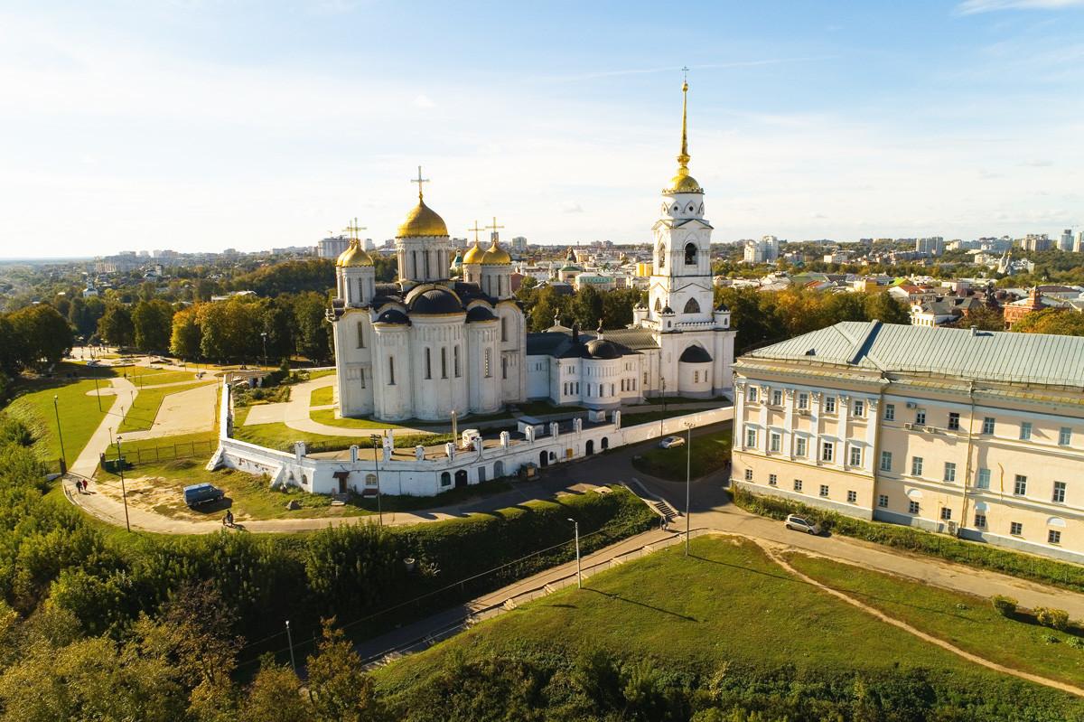 Cathédrale de la Dormition, Vladimir