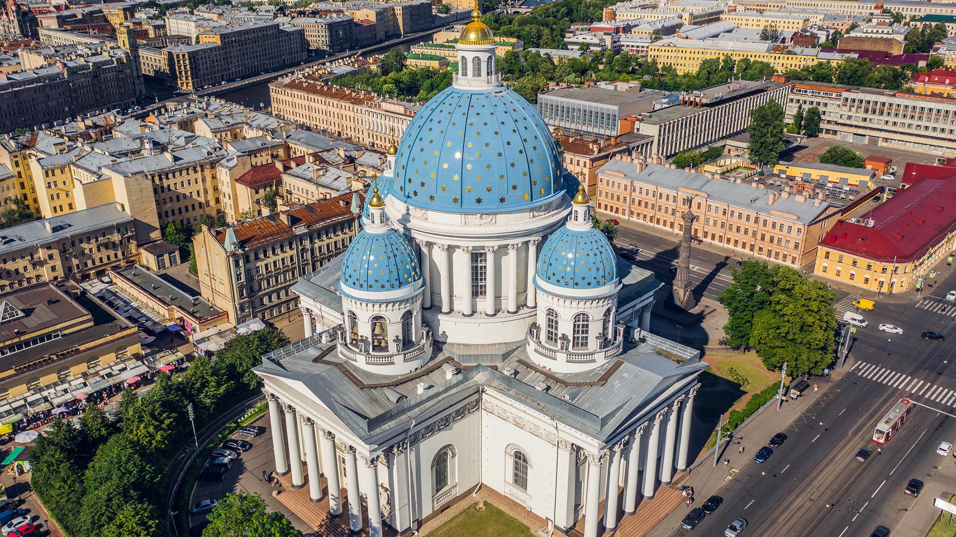 Cathédrale de la Trinité, Saint-Pétersbourg