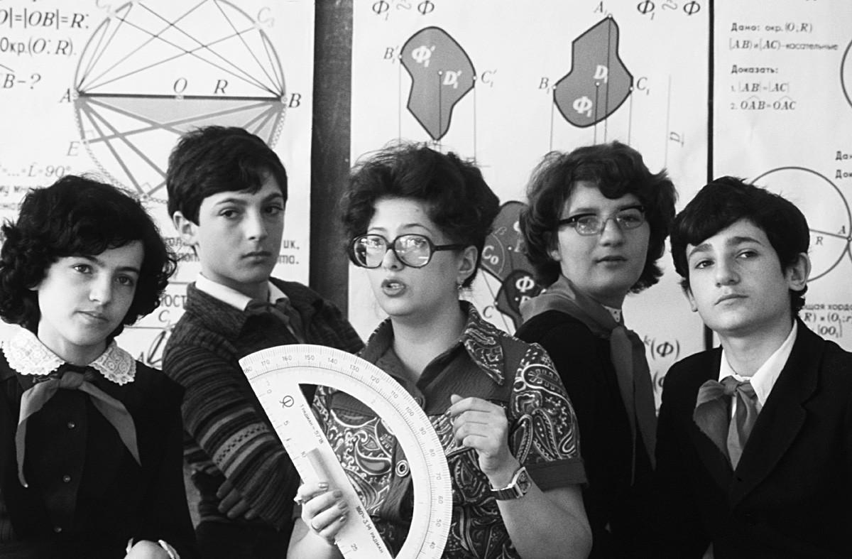 Židovski studenti u SSSR-u, 1979.