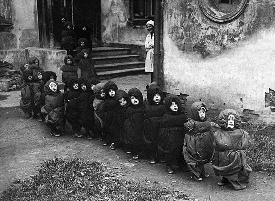 Años 1930.