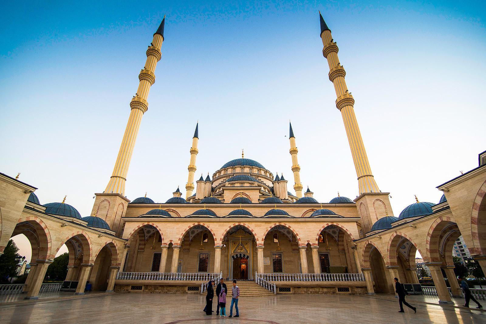 џамија Срце Чеченије