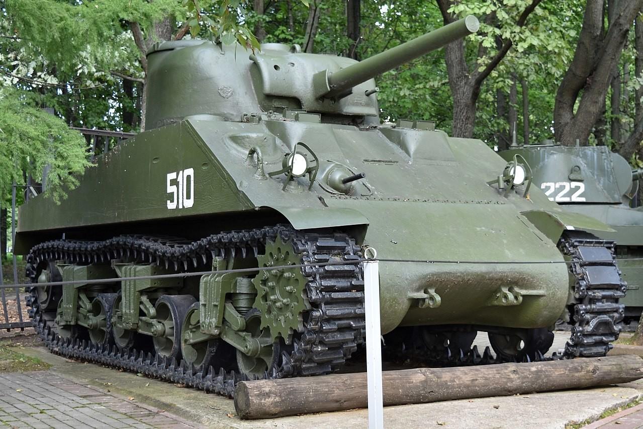 M4A2 Sherman '510'