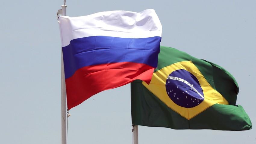 Rússia e Brasil querem aumentar o comércio bilateral - Russia ...