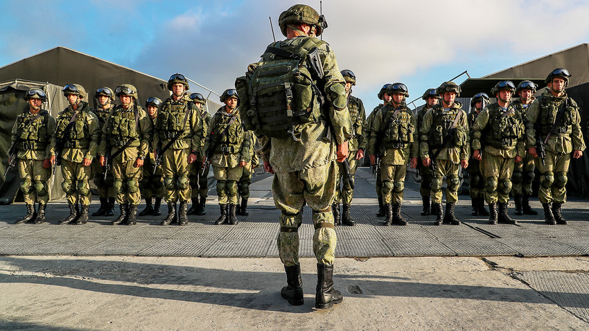 Así Es Un Día Normal En El Ejército Para Un Soldado Ruso Russia Beyond Es