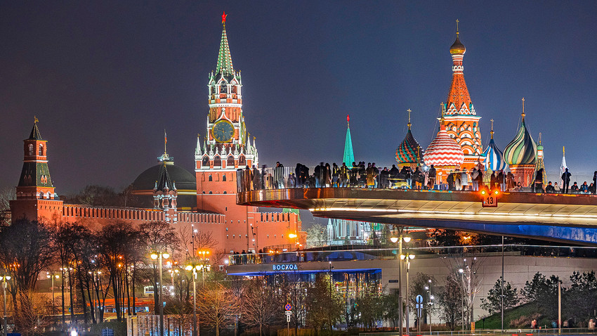 How Moscow has changed in the 2010s (PHOTOS) - Russia Beyond