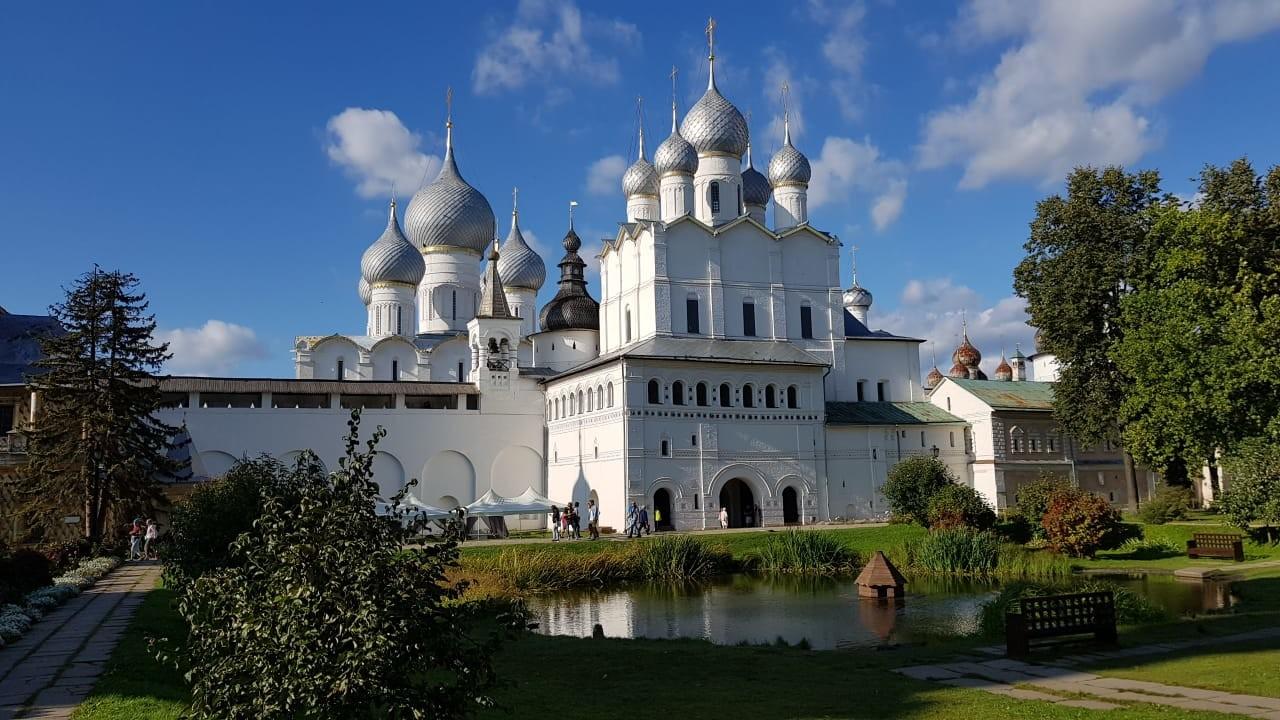 Kremlin Rostov Velikiy