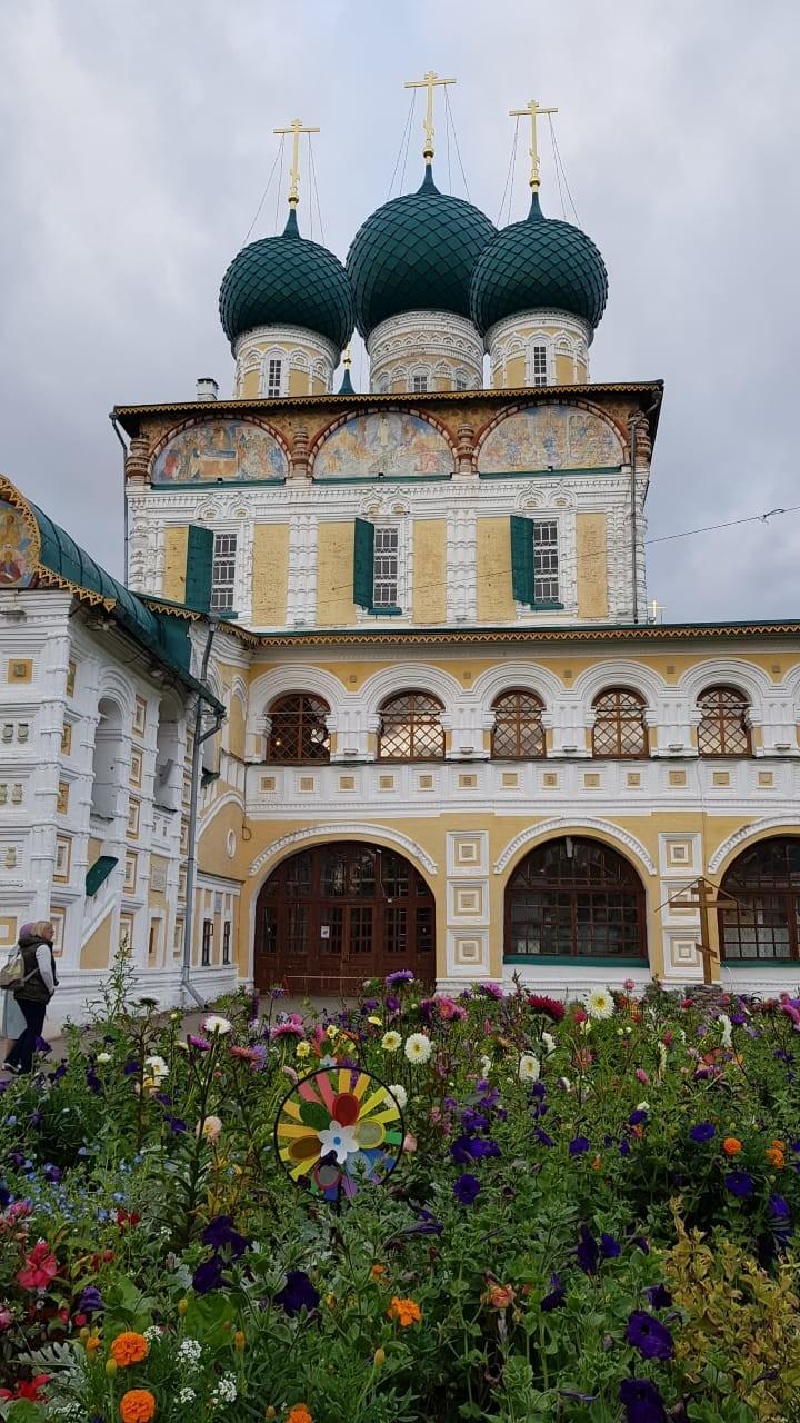 Katedral Borisoglebsk