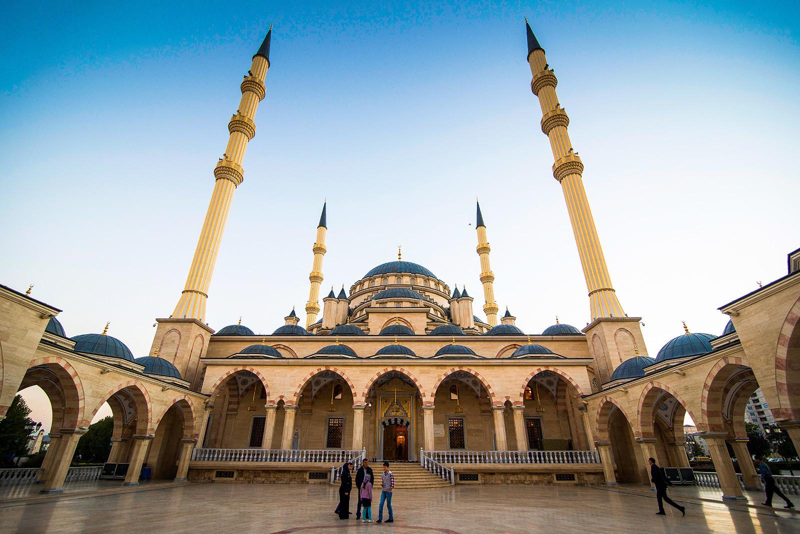 Džamija Srce Čečenije