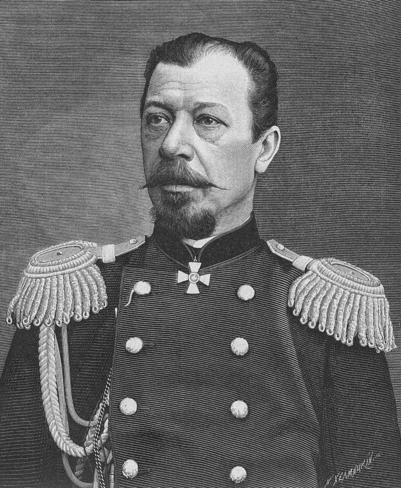 Михаил Григорјевич Черњајев