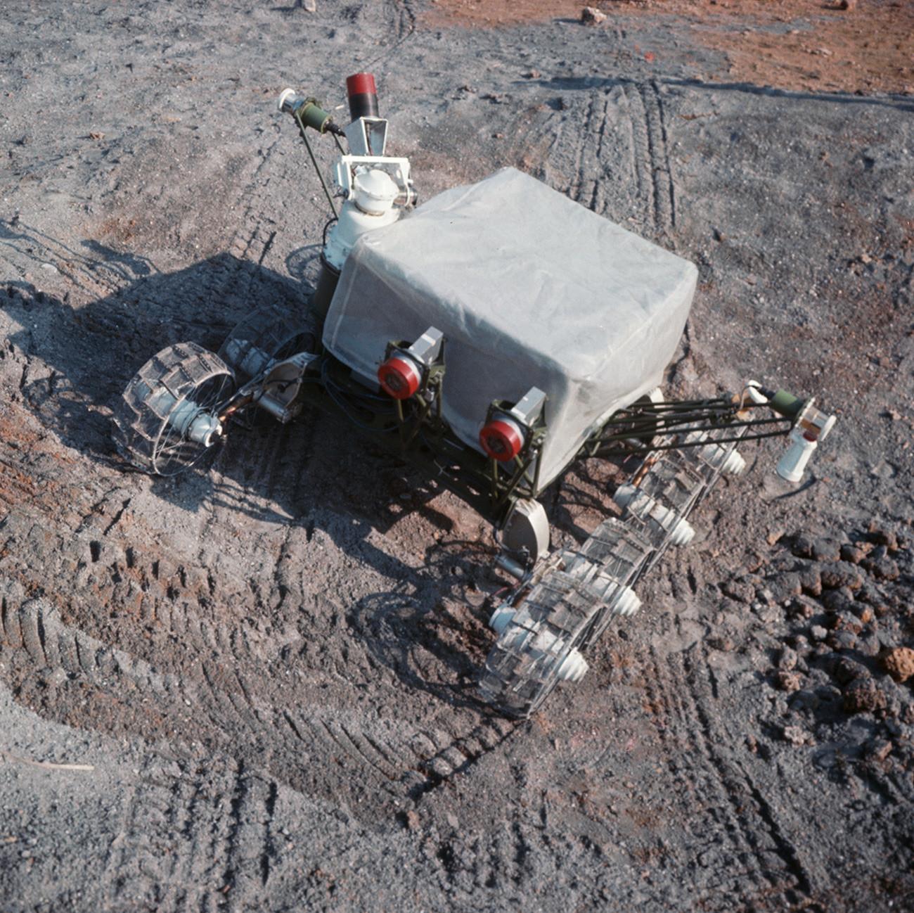 Lunarni rover Lunohod 1
