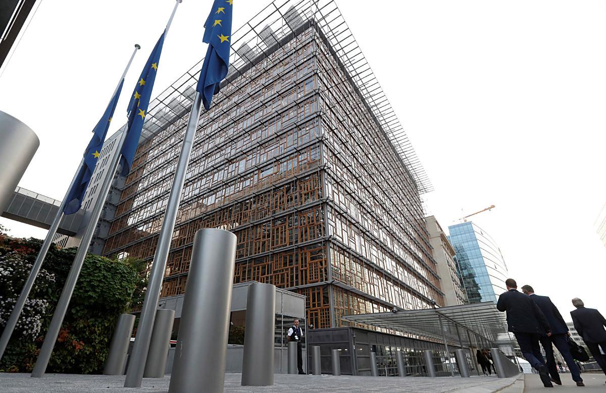 La sede del Consiglio europeo e del Consiglio dell'Unione europea, Bruxelles