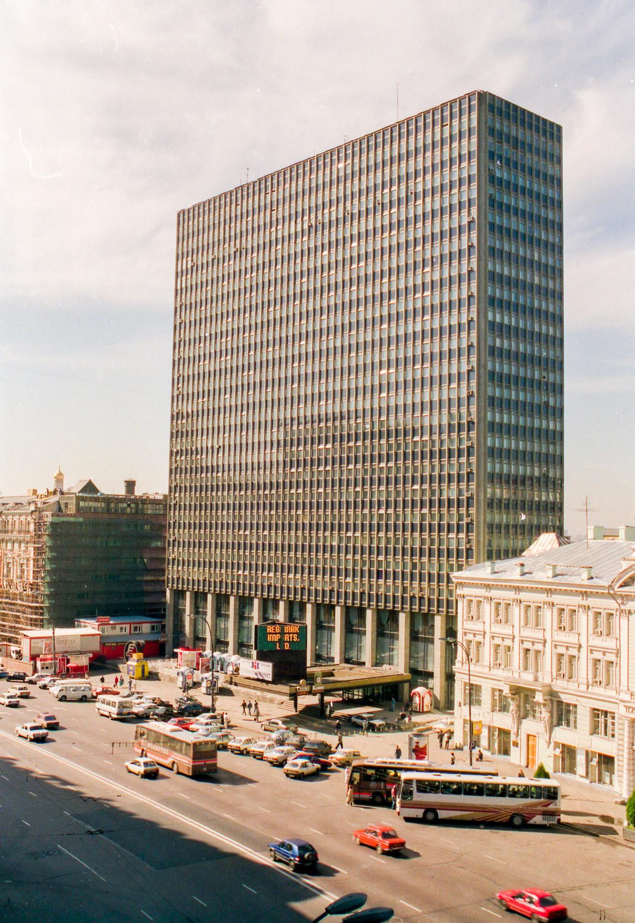 Gorky Str. INTOURIST Hotel