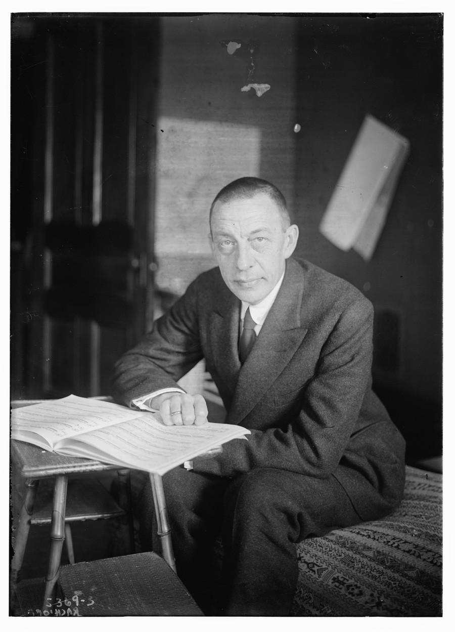 Sergueï Rachmaninov