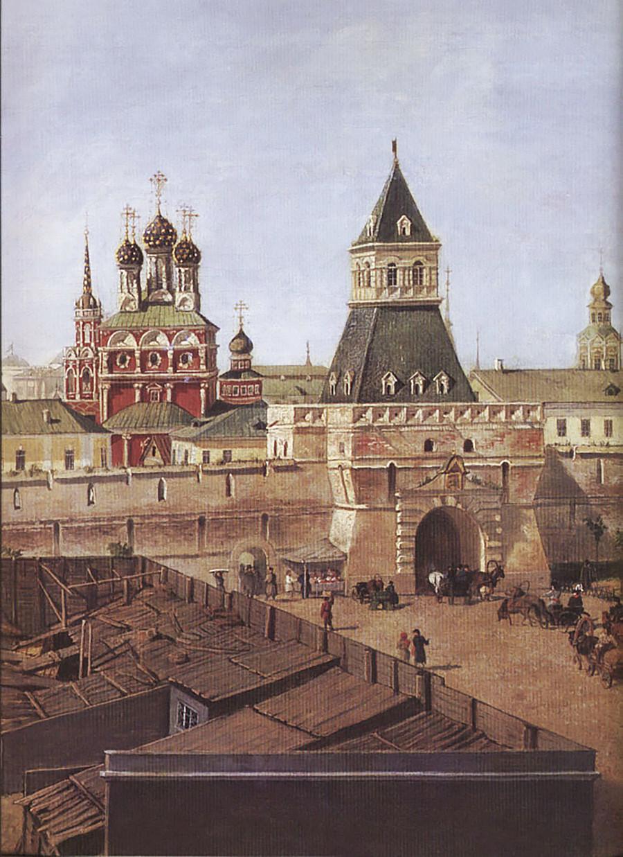 Иљинска капија Китај-города