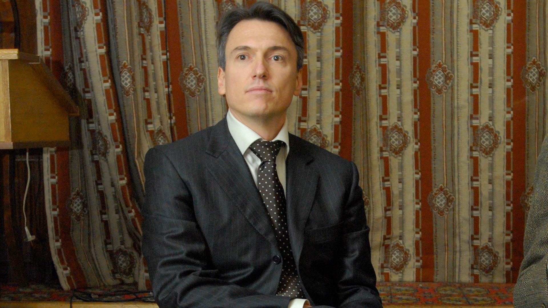 Andrej Tarkovskij jr., figlio del grande regista