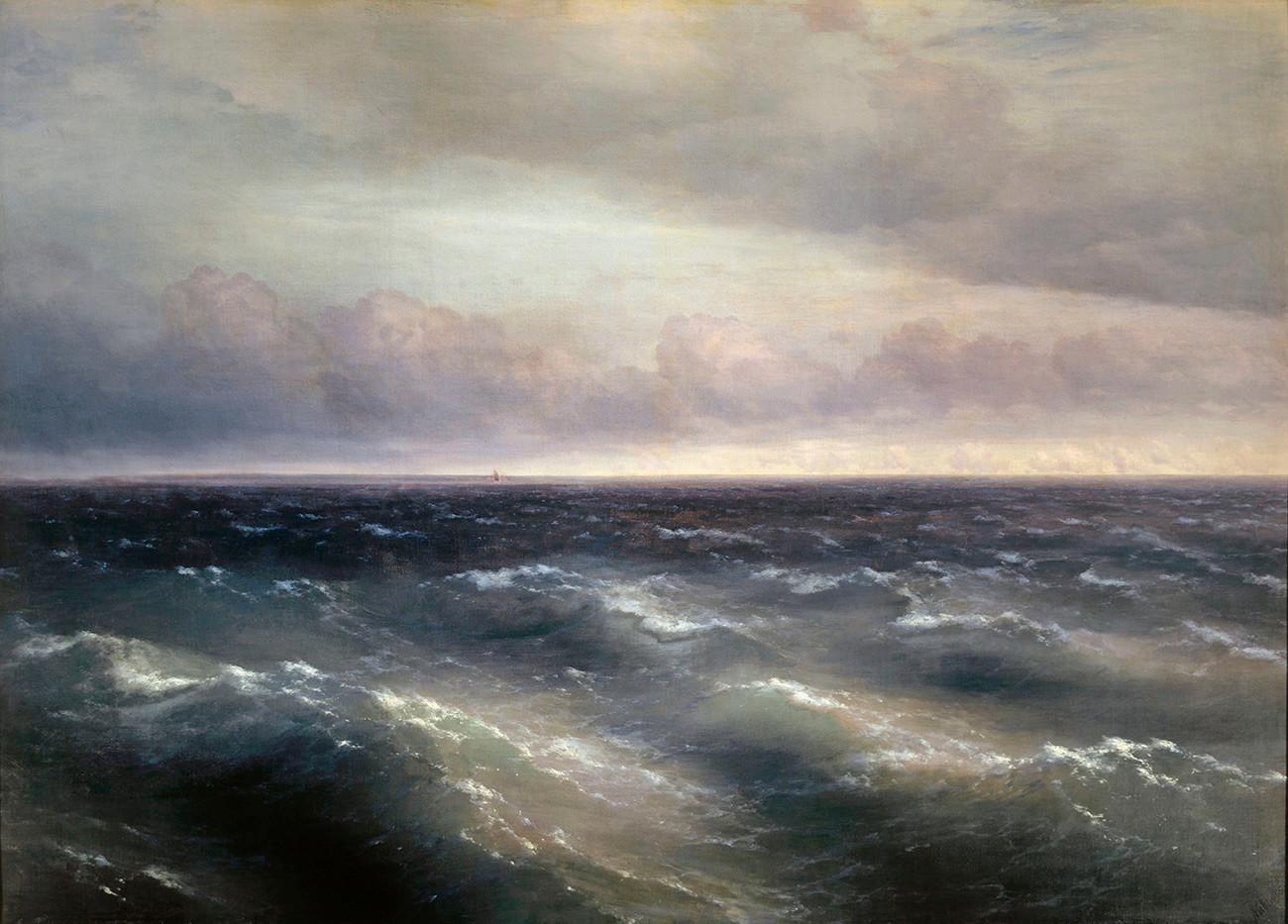 La Mer Noire, 1881
