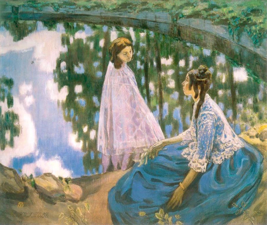 Le bassin, 1902