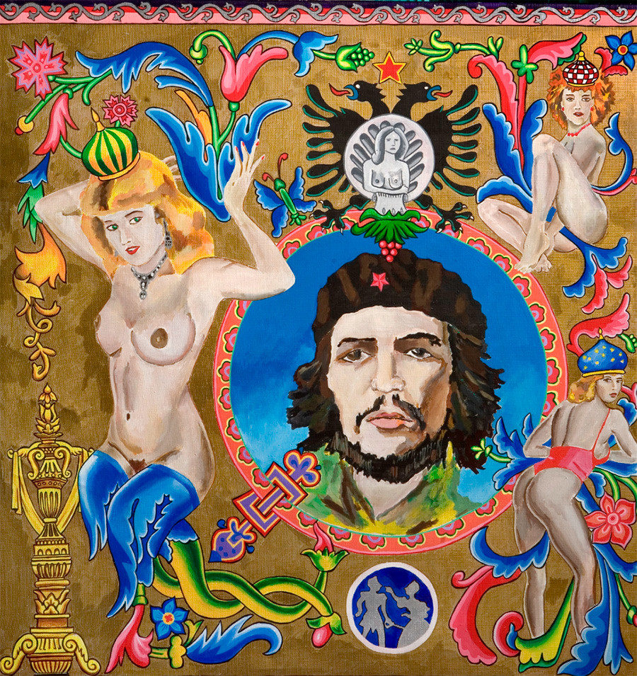 « Che Guevara », 2000