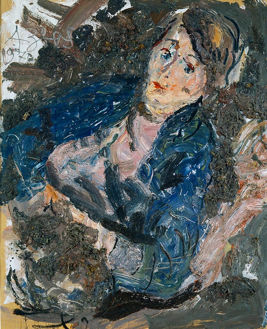 « Portrait de X. M. Asseïeva », 1969