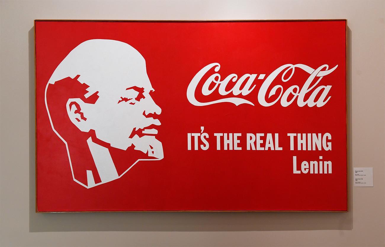 « Lénine et Coca-Cola », 1982