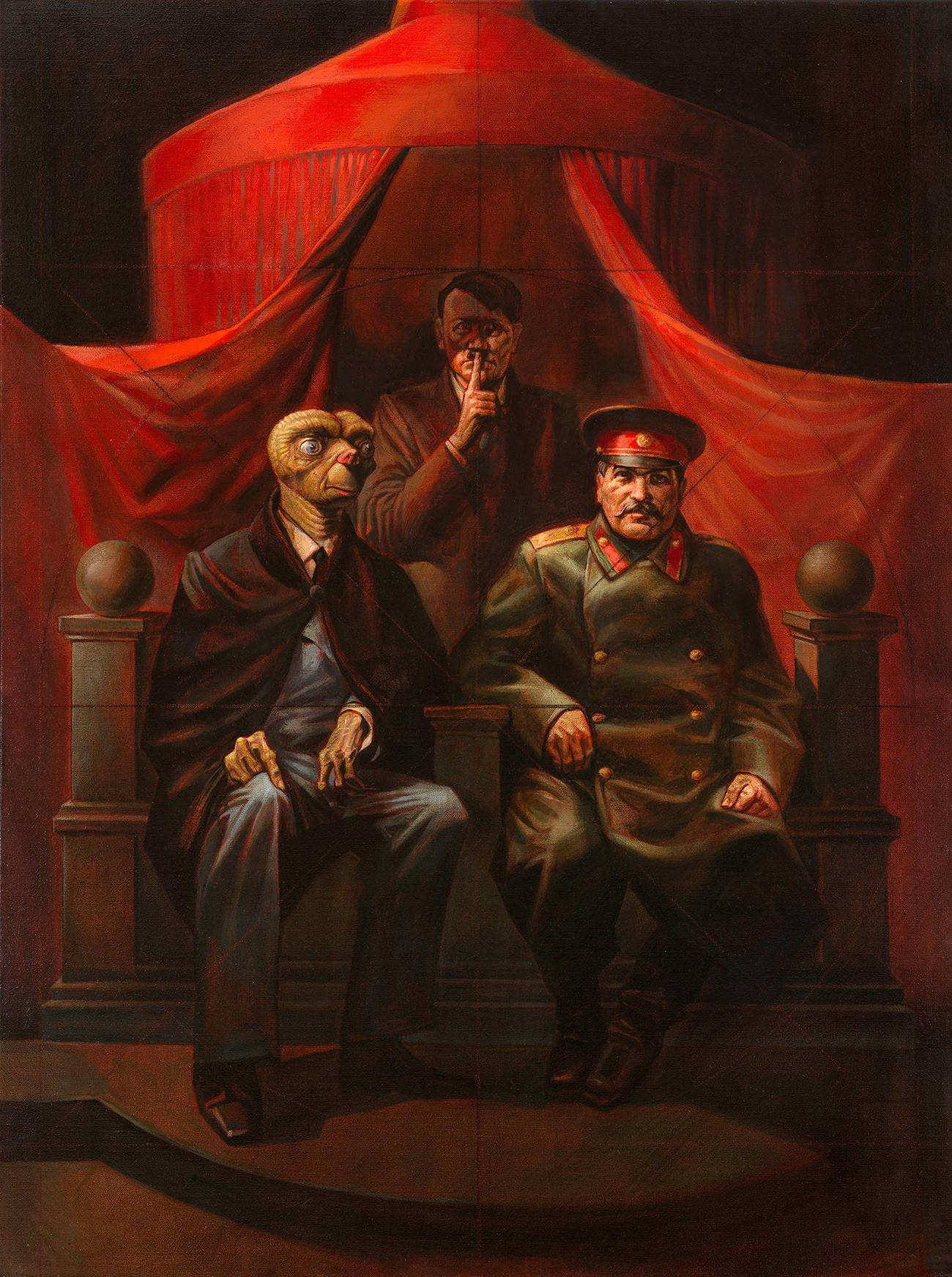 « Conférence de Yalta », 1982