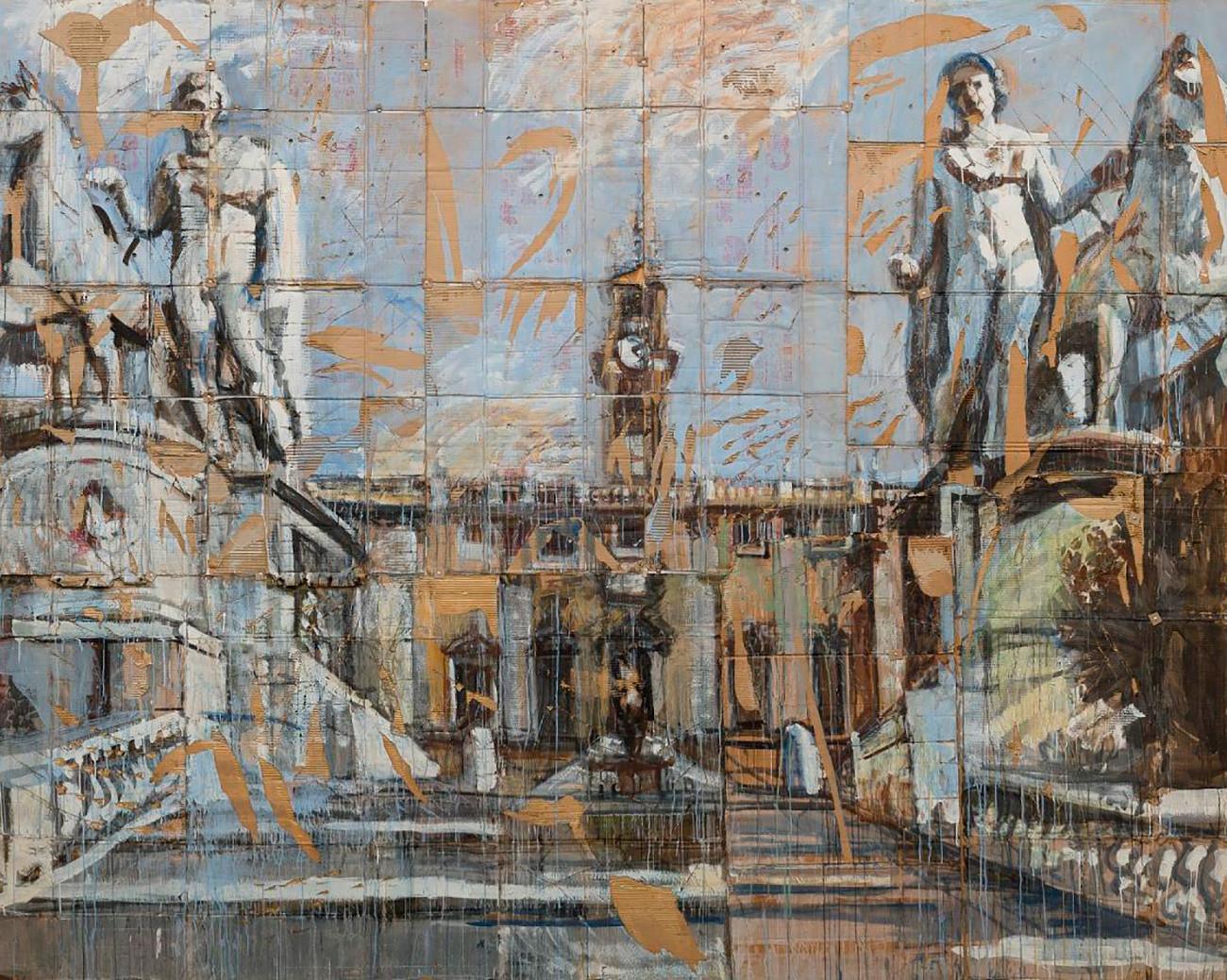 Série « Prisonnier Romain », 1991-1994