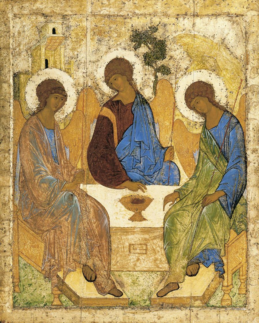 « La Trinité », 1422-1427