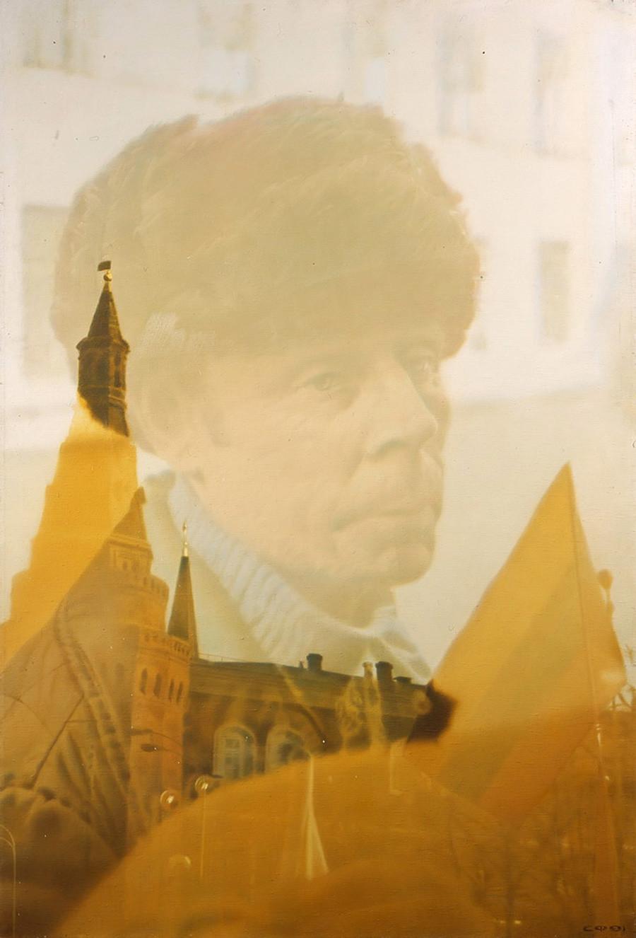 « Russe », 1991