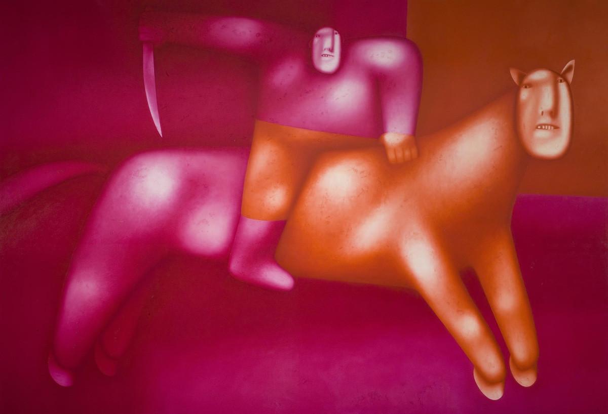 « Cavalier », 1998