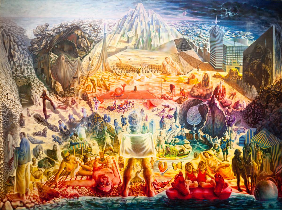 « Phenomena », 1936-1938