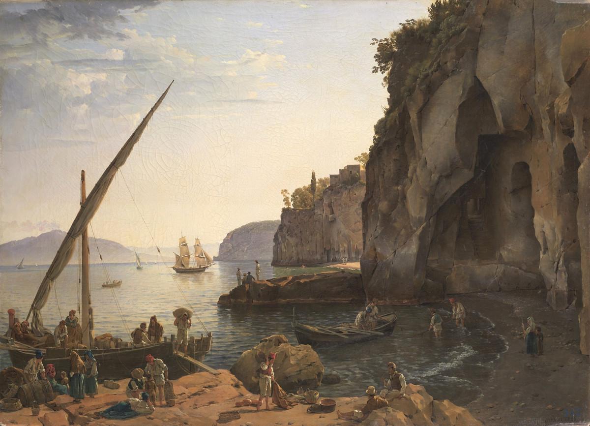 « Sorrente », 1826
