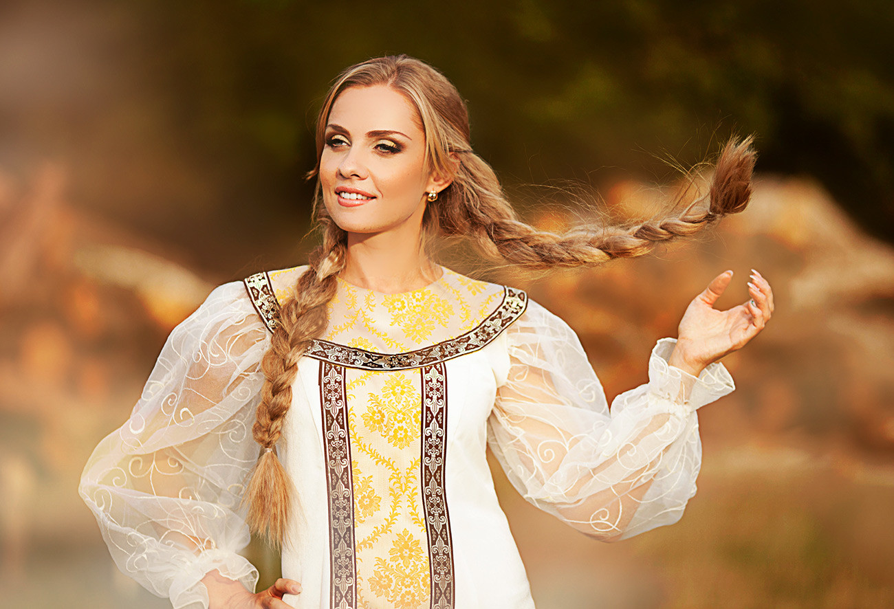 3 reasons Russian women are the most beautiful - Russia Beyond