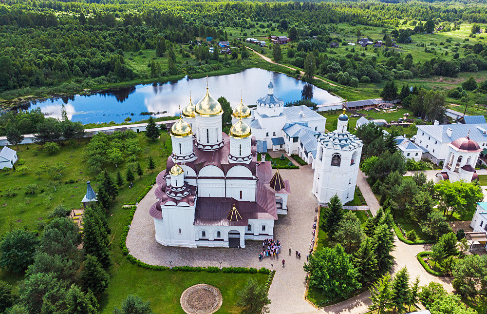 Boldin-Dreifaltigkeits-Kloster, Oblast Smolensk
