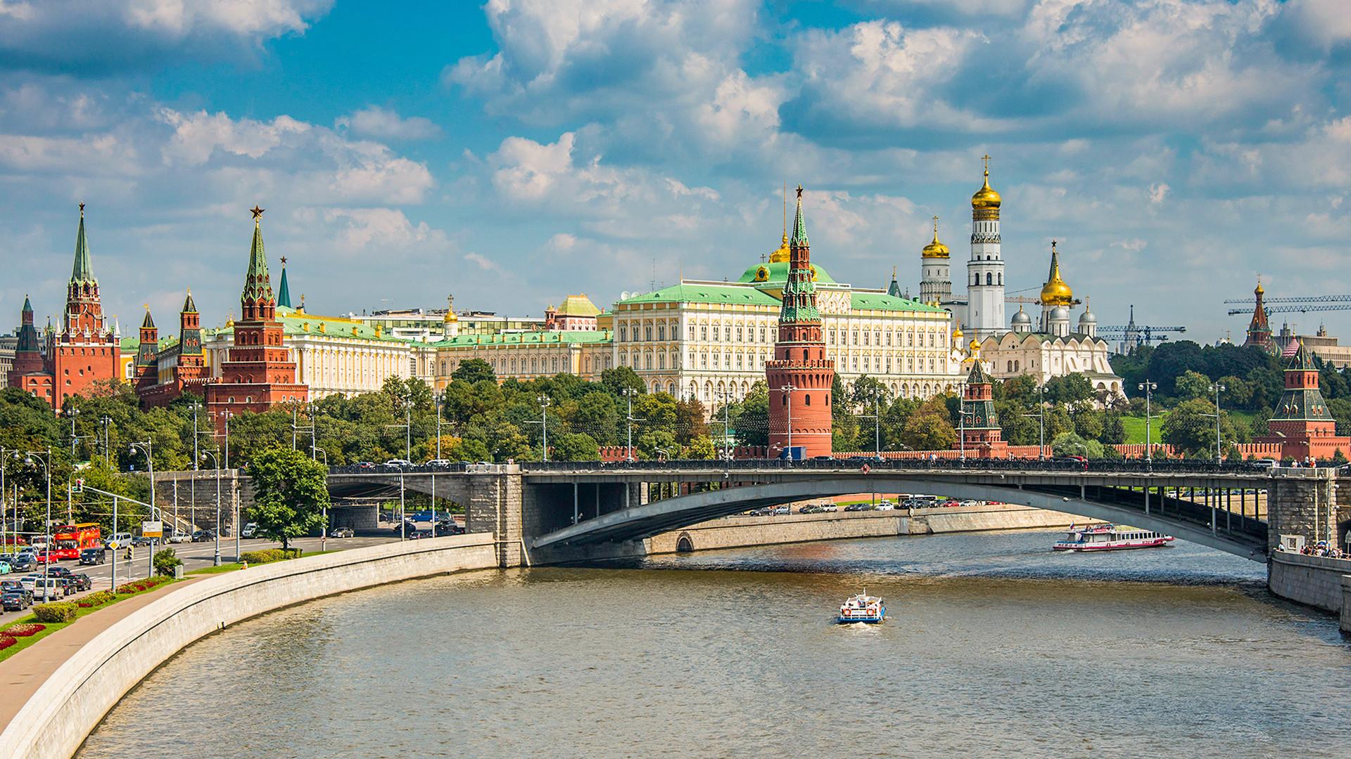 クレムリンの塔の20の事実 - ロシア・ビヨンド
