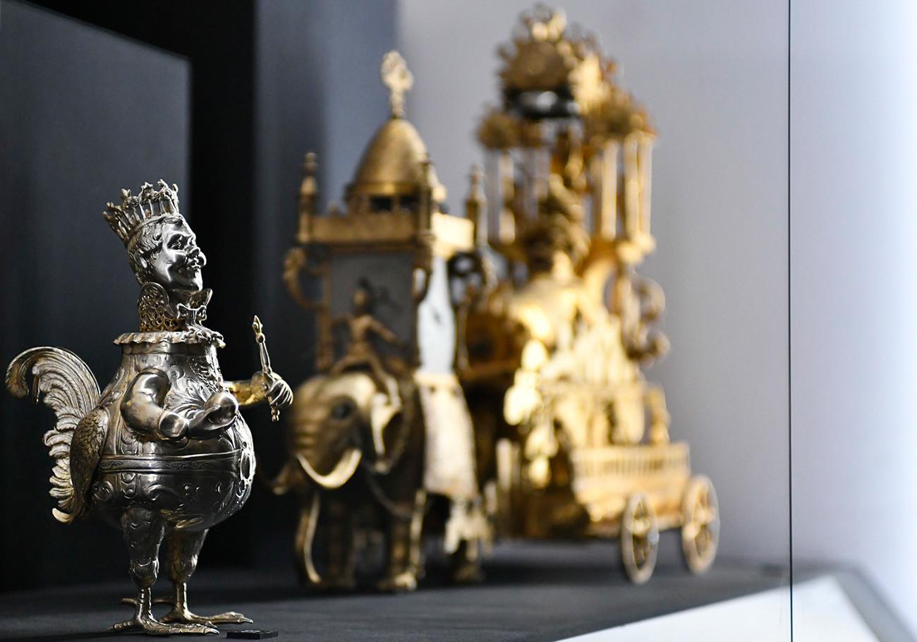 Koleksi Pyotr yang Agung.