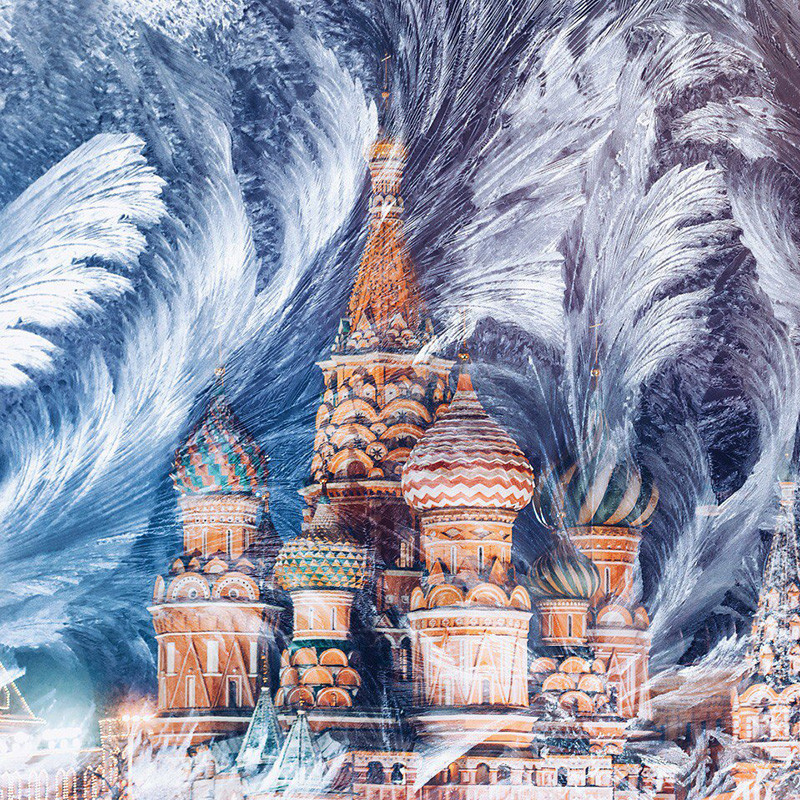 Додека странците обично уживаат во руската зима, самите Руси обично не ѝ се радуваат на долгата зима.