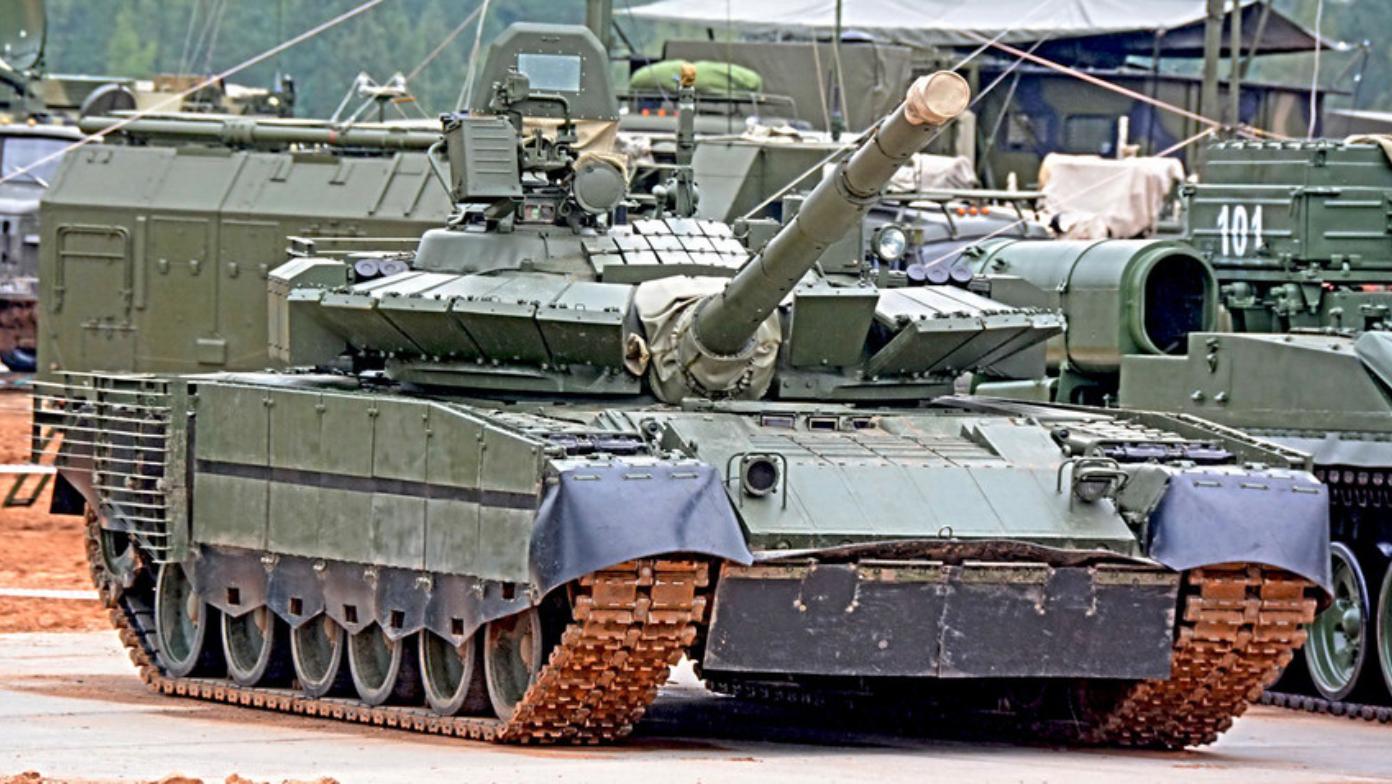Модернизована верзија тенка Т-80БВМ
